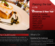 The Clubhouse by IT-Serve web design Fife