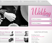 The Wedding Co-op by IT-Serve web design Fife
