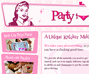 Party Pants by IT-Serve web design Fife